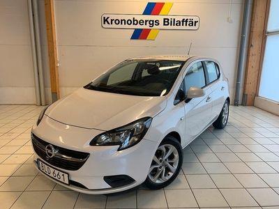 begagnad Opel Corsa 5-dörrar 1.4 Euro 6 90hk