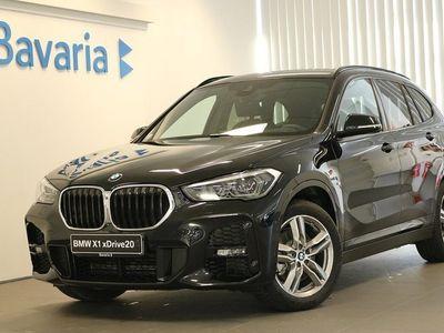 begagnad BMW X1 xDrive20i M sport Backkamera Drag Nav