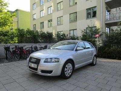 begagnad Audi A3 Sportback 1.9 TDI Proline, Ny kamrem