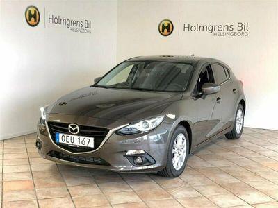 begagnad Mazda 3 2.2 DE