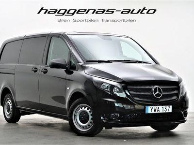 begagnad Mercedes Vito 111 CDI / Lång / Läder / 3010 mil