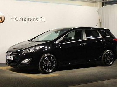 begagnad Hyundai i30 Kombi 1.6 CRDi M6 Premium