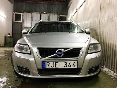 begagnad Volvo V50 Summum/ Besiktad UA / Garanti