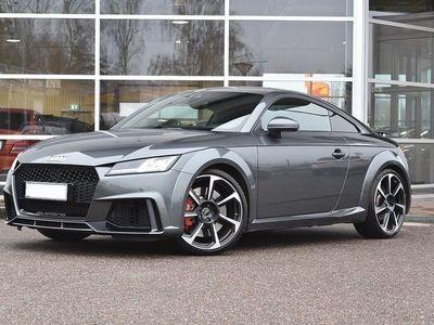 begagnad Audi TT RS COUPÉ 2.5 TFSI 400HK QUATTRO/B&O