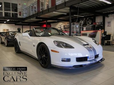 used Chevrolet Corvette 427 Cabriolet 60th Anniversary Package