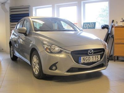 begagnad Mazda 2 1.5 90 hk Vision