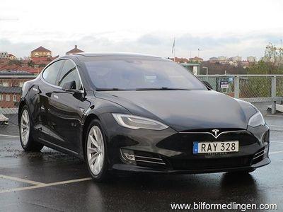 begagnad Tesla Model S 75D 525hk AWD Panorama Svensksåld