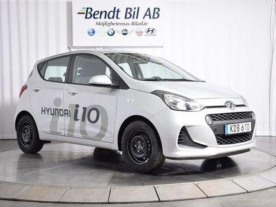 begagnad Hyundai i10 1.0 Trend Euro 6 67hk