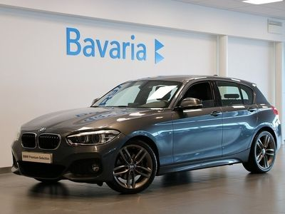 used BMW 120 i 5-door xDrive 5-d M-Sport Aut Nypris 359.100:-