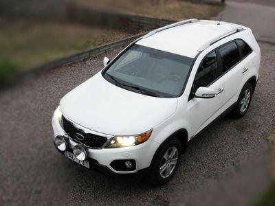 begagnad Kia Sorento 2,2 CRDI EX Aut. Drag -11
