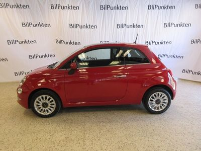 used Fiat 500 1,2 Lounge
