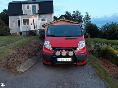 used Renault Trafic 2,0 dci L2H1 -14
