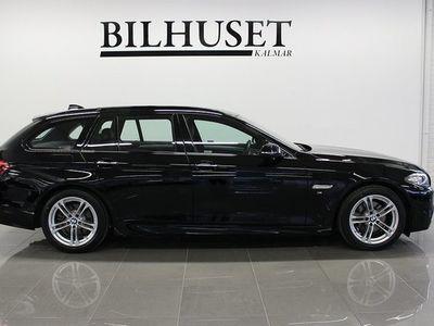begagnad BMW 520 D xDrive M-Sport Låga Mil svensksåld