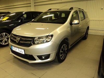 begagnad Dacia Logan MCV 1,5 dCi 90 hk Laureate