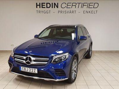 begagnad Mercedes GLC220 d 4-Matic AMG, Panorama, Värmare, Drag,