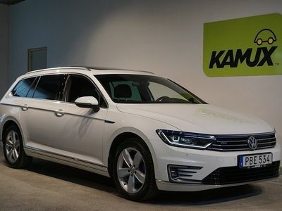 begagnad VW Passat 1.4 PLUG-IN-HYBRID GTE EXECUTIVE BUSINESS