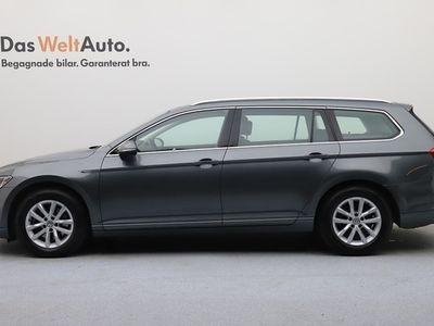 begagnad VW Passat Sportscombi TDI 150 4M/Dragpaket