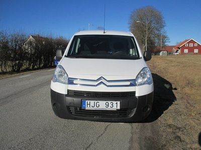 begagnad Citroën Berlingo 1,6 HDI Lastar 710Kg -12