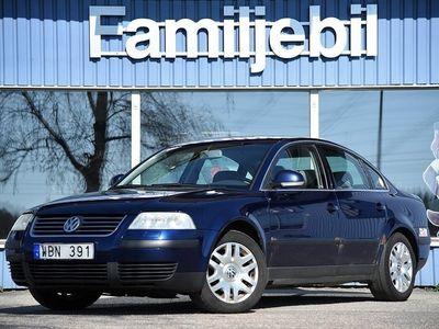 usado VW Passat 1.8T (150hk) Drag/Kamrem bytt/Svensksåld