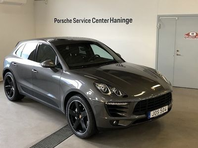 used Porsche Macan S Diesel -15