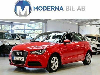 begagnad Audi A1 1.6 TDI M-VÄRM XENON 2013, Halvkombi Pris 89 700 kr