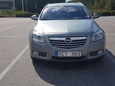 begagnad Opel Insignia Sports Tourer 2.0 CDTI Automat 160hk