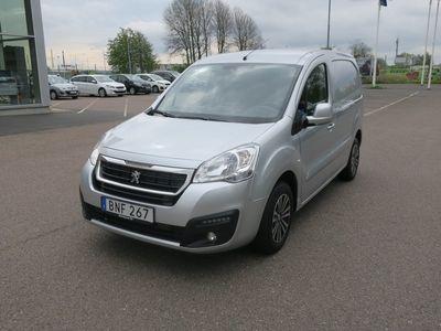 begagnad Peugeot Partner Skåp L1 Pro+ BlueHDi 100 Automat