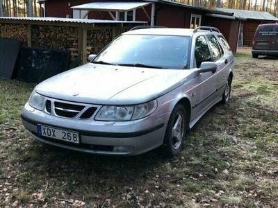 begagnad Saab 9-5 LINEAR SP-COMBI