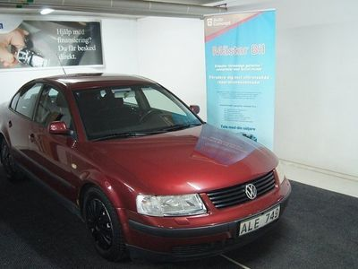 begagnad VW Passat 1.8iT-20V Sedan, Besiktigad