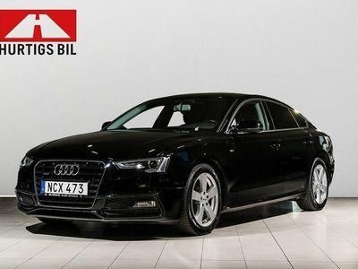 begagnad Audi A5 Sportback SB 2.0TDI S-Line Quattro Aut 190hk