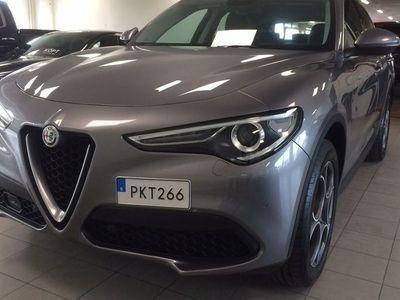 begagnad Alfa Romeo Stelvio First Edition 2.0 280 hk AT8 AWD