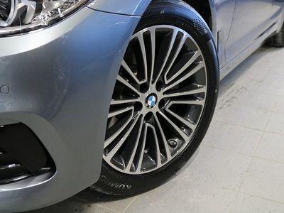 begagnad BMW 520 d xDrive Touring Sportline, Dieselvärmare, Nav