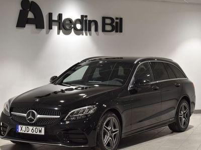 begagnad Mercedes C220 D 4MATIC // AMG-Line