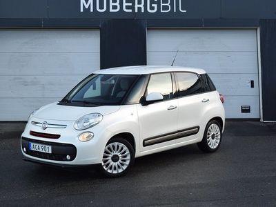 gebraucht Fiat 500L 1.6 MJT 105hk 6700MIL NY KAMREM