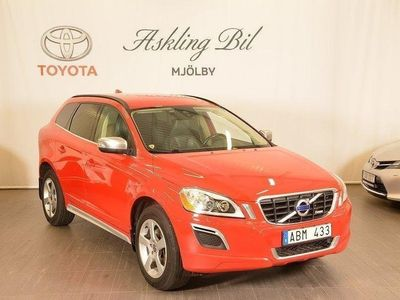 begagnad Volvo XC60 D4 AWD R-Design Geartronic