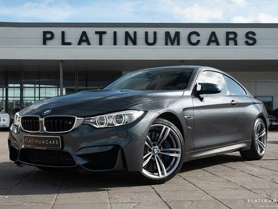 begagnad BMW M4 Coupe 431HK -17