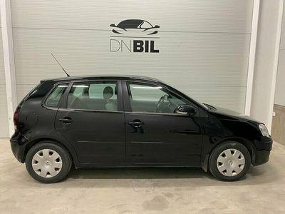 begagnad VW Polo 5-dörrar 1.4 Comfort 80hk Ny Besiktad