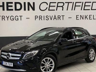 gebraucht Mercedes GLA220 CDI 4Matic
