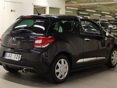 begagnad Citroën DS3 1.6 VTi PDC