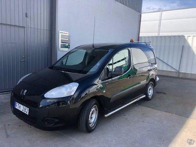 begagnad Peugeot Partner Van 1.6 HDi 114hk