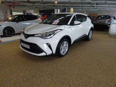 begagnad Toyota C-HR /Bränsle 3.000kr/ 1.8 Elhybrid Ac