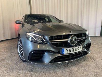 begagnad Mercedes S63 AMG AMG E4MATIC+ AMG, 612hk