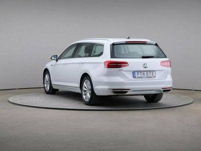 begagnad VW Passat GTE SC Drag Backkamera