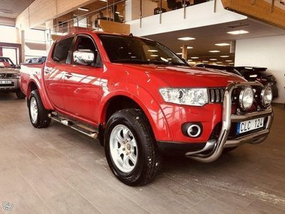 brugt Mitsubishi L200 Double Cab 2.5 4x4 AUT KAM.BY -10
