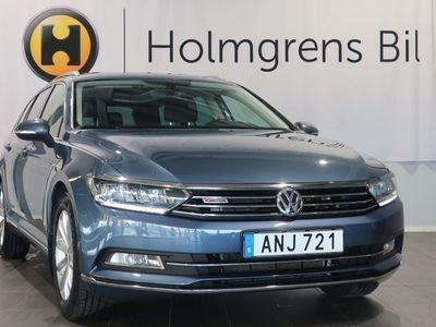 begagnad VW Passat 2.0 TDI SC 4M GT Executive (190hk) Drag / Värmare