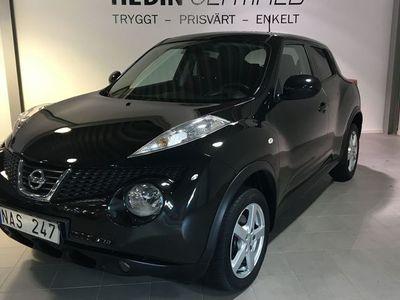 begagnad Nissan Juke 1.6 / BACKKAMERA / GPS