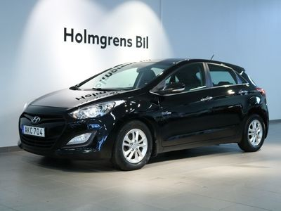 begagnad Hyundai i30 1.6 CRDi 5dr Premium Eco (128hk)