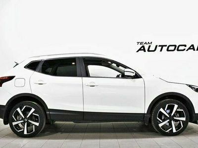 begagnad Nissan Qashqai 1.5 dCi Euro 6 110hk TEKNA RÄNTA 2,29%