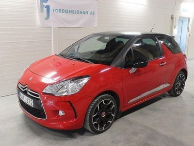 brugt Citroën DS3 1.6 THP 156hk Bluetooth Nybes -11