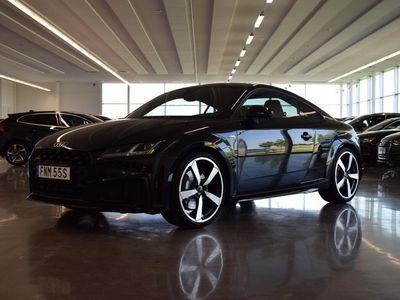 begagnad Audi TT 45 TFSI 245HK Q STR